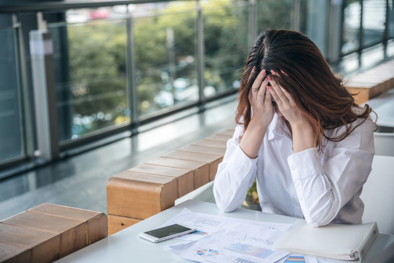 feeling anxiety and depression, treating with nad