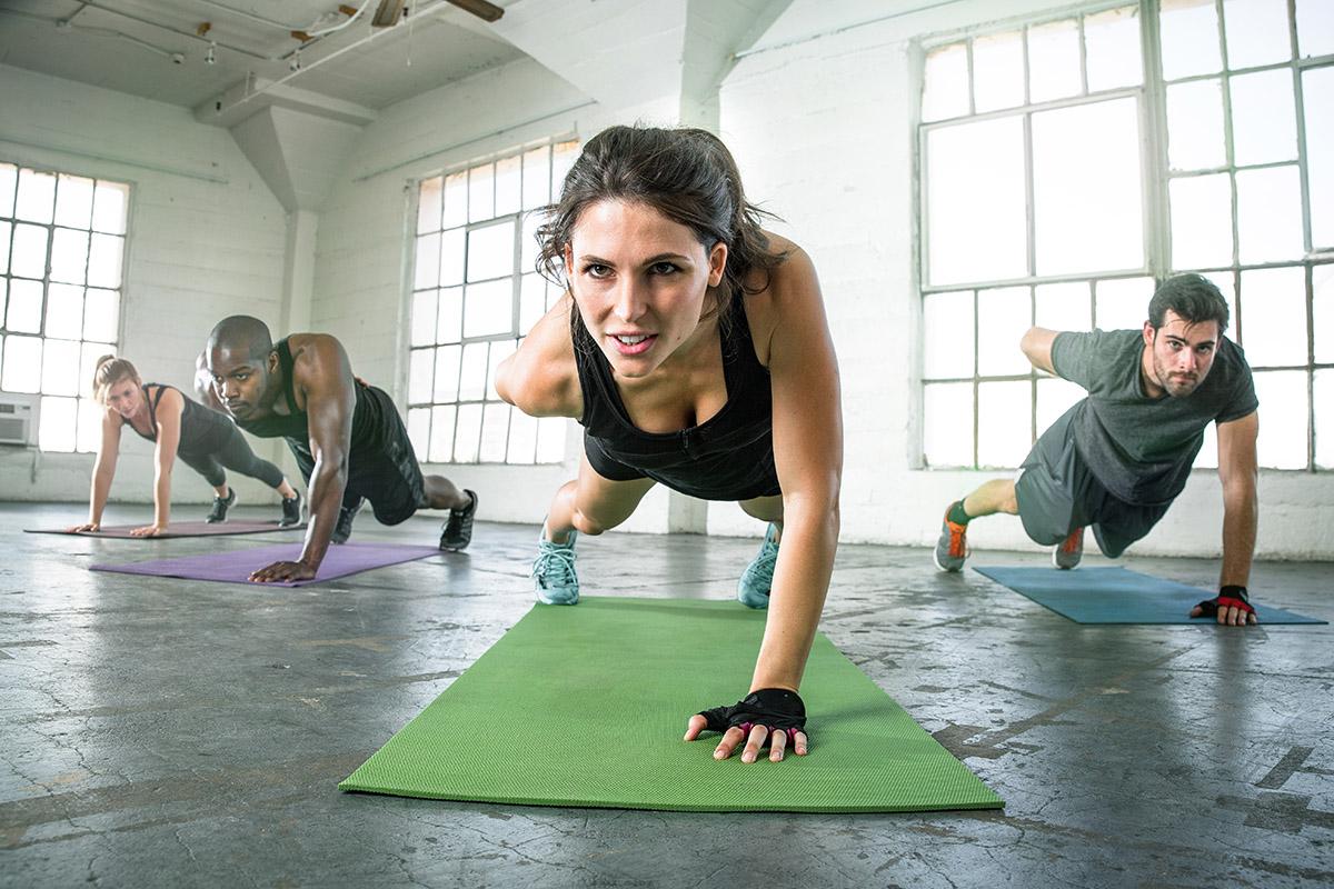 intense workout dehydration